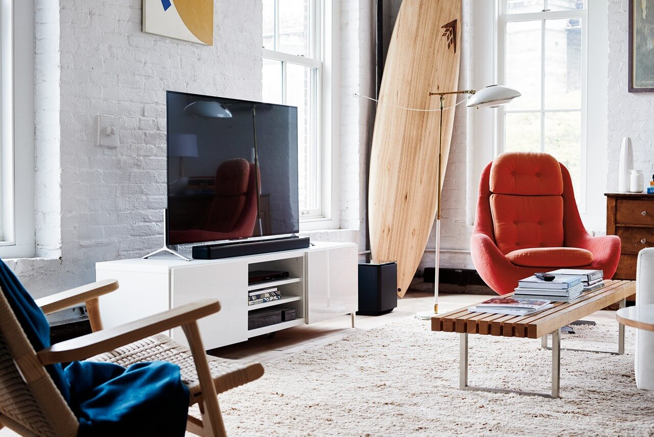 Barra De Sonido Bose Soundtouch 300 Alkosto Tienda Online # Direccion Muebles Caqueta Ibague