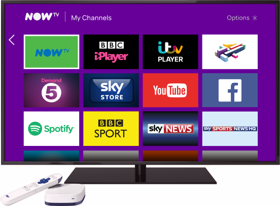 how to set up catch up tv on sky
