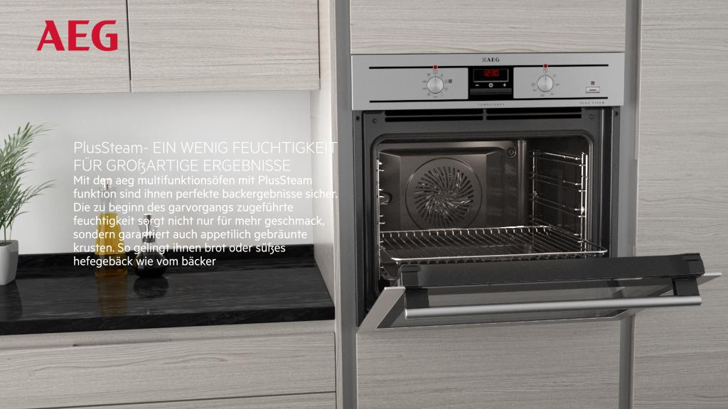 Aeg Kühlschrank Produktnummer : Aeg be m einbaubackofen edelstahl cleansteel a euronics