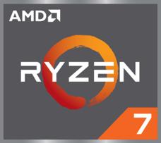 HP - Gaming Desktop - AMD Ryzen 7-Series - 16GB - AMD Radeon RX 580 - 1TB  Hard Drive + 128GB Solid State Drive - Shadow Black PC Computer 690-0034