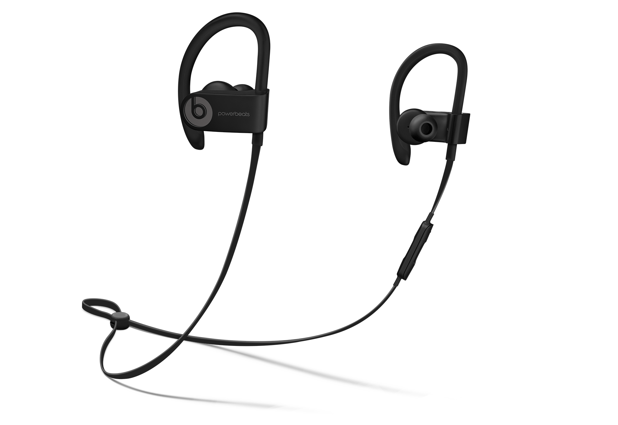 e83a2c05b10 Powerbeats3 Wireless Earphones - Black - Walmart.com