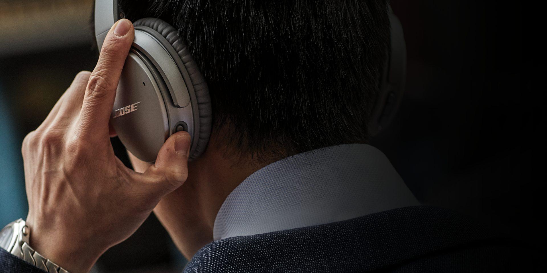 Bose Quietcomfort 35 Wireless Headphones Ii Black Two Simple Relay Based Motorcycle Alarms Voice