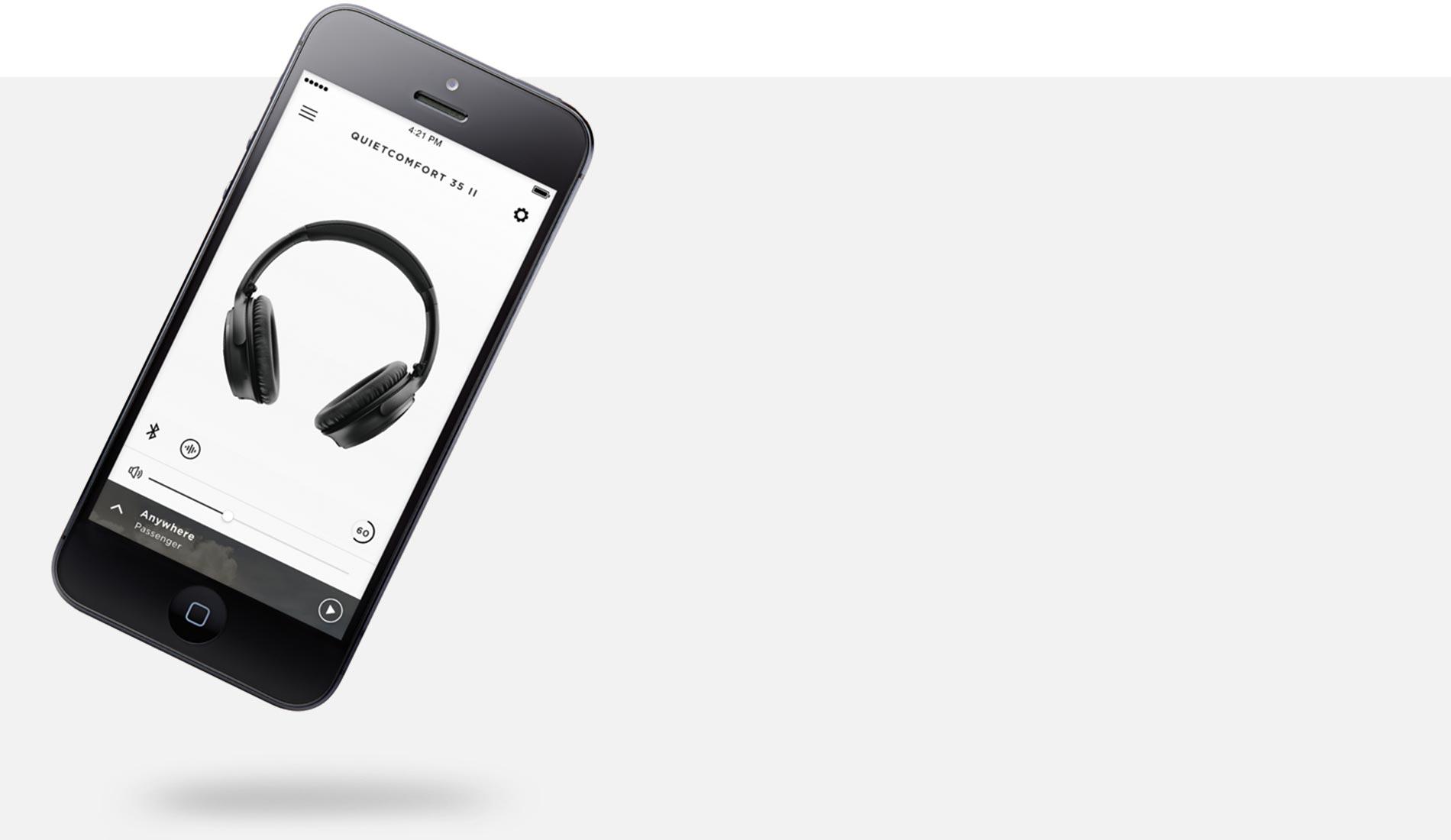 Bose® QuietComfort® 35 wireless headphones II - Black   Dell USA
