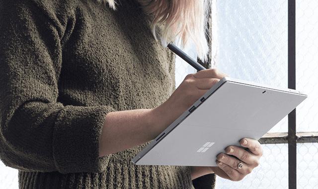 Microsoft surface pen v4 eingabestift schwarz euronics.de