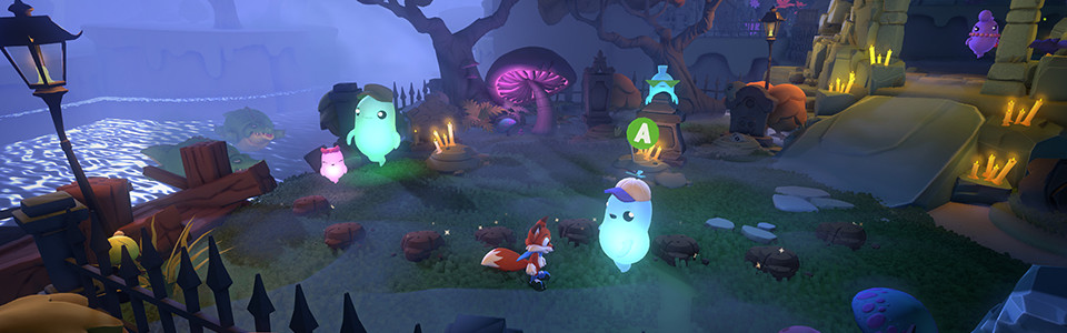 Super Lucky's Tale - FPP