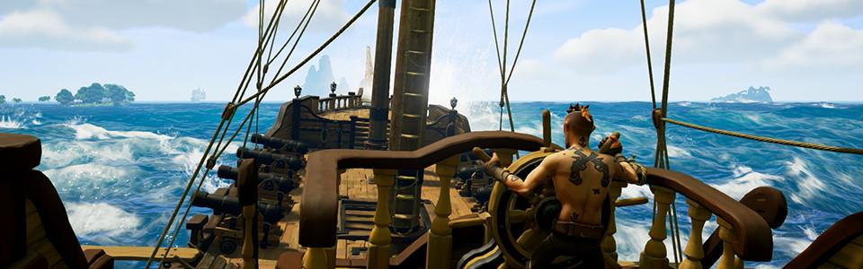 Sea of Thieves, Microsoft, Xbox One, 889842280449 - Walmart com