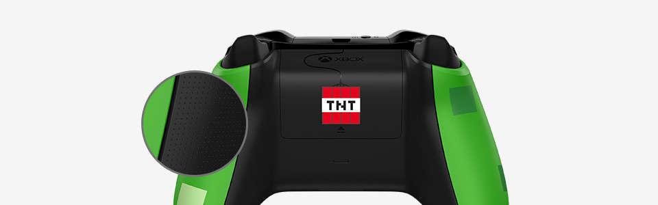 Microsoft Xbox One Wireless Controller (Minecraft Creeper