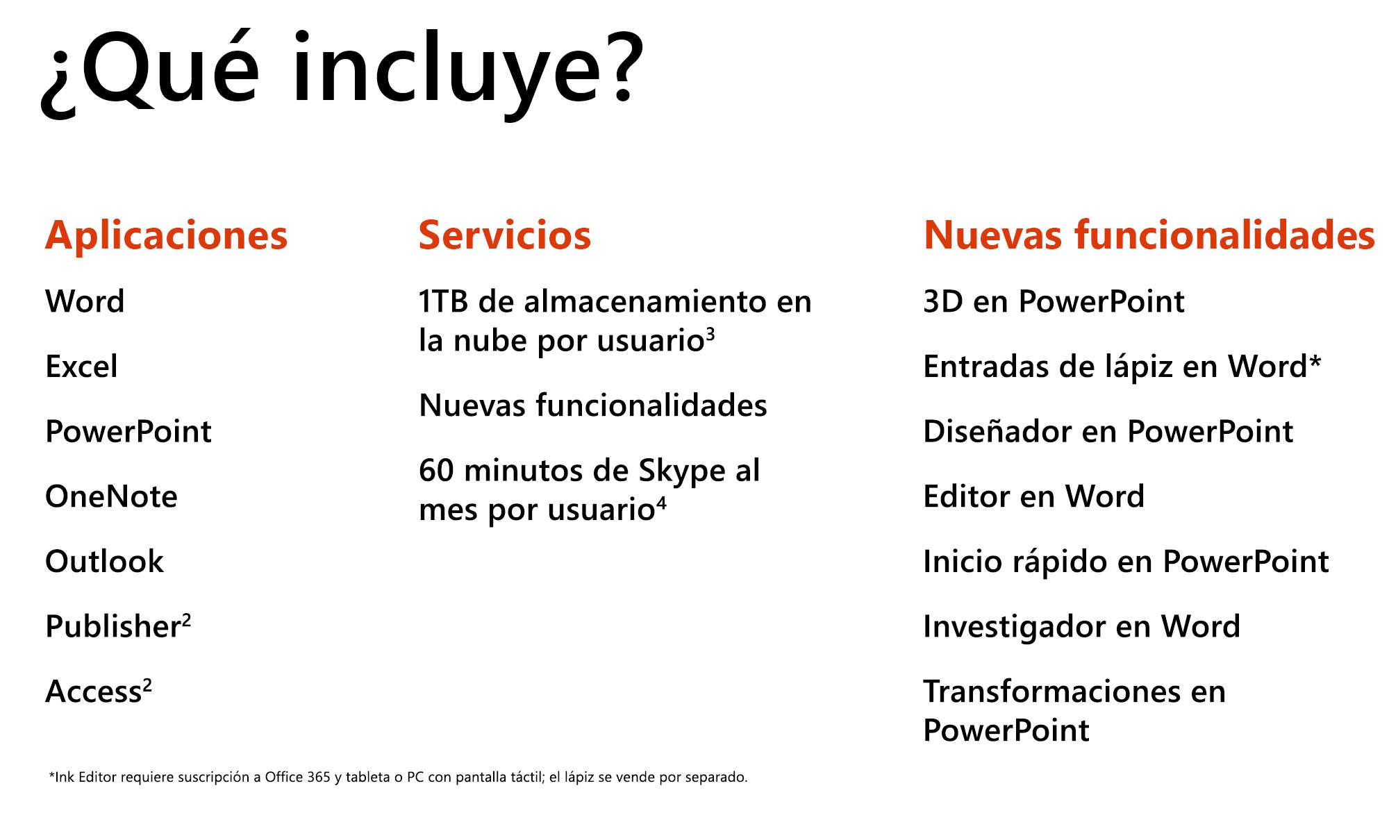 Microsoft Office 365 Personal - 32/64Bits - Español - QQ2-00050 ...
