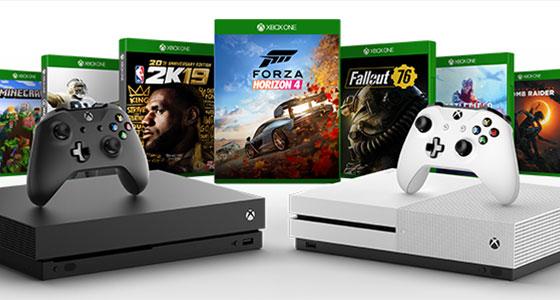 Xbox One S 1tb Forza Horizon 4 Bundle Xbox One Consoles Ireland
