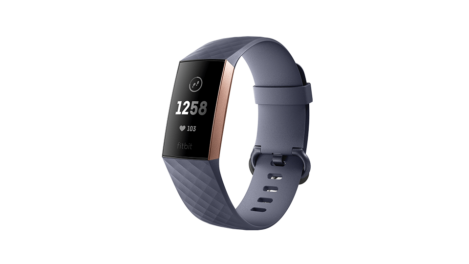 Fitbit 4288358 Charge 3 Special Ed - Lavender Woven/Rose Gold Aluminium at  The Good Guys
