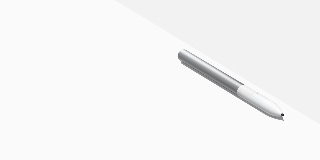 new product 9d84e 03150 GOOGLE Pixelbook Pen - Silver