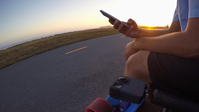 Fusion 360° Camera Black