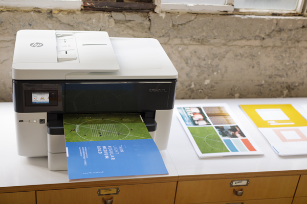 HP Officejet 7740 Colour Inkjet Multifunction Printer A3