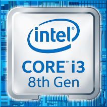 Intel® i5 Core 8th Gen