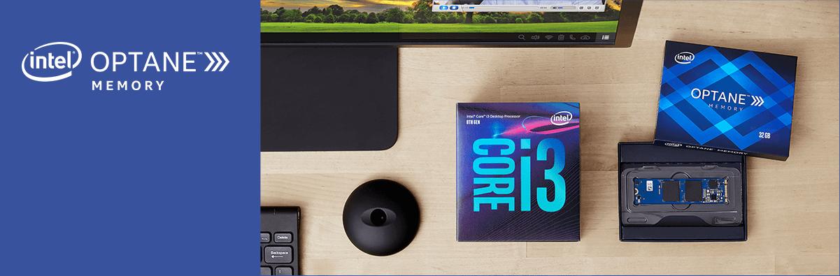w// Cooler Intel Core i3-8100 Quad Core Kaby Lake LGA1151
