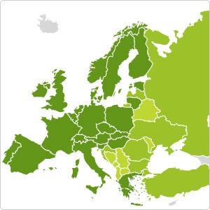 carte europe tomtom