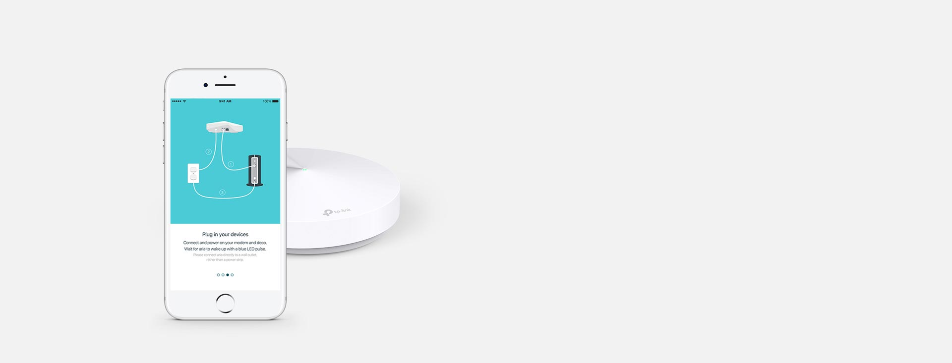 TP-Link Whole Home Wi-Fi System | 3 Pack